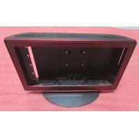 Wholesale Desktop Computer Frame Electronic Plastic Parts With ABS Submarine Gate 3 Cavities from china suppliers