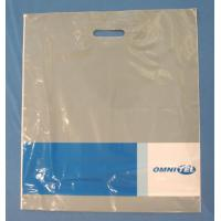 Wholesale Advertising Patch Handle Plastic Bags from china suppliers