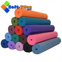 Buy cheap Discount PVC yoga mat 173*61CM 6mm thickness from wholesalers