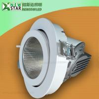 Wholesale 20w Shopping Mall LED Downlights, Elephant nose design shape LED Downlights from china suppliers