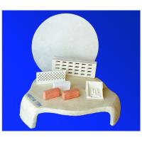 Wholesale High Arc-resistance Cordierite Fire-Resistant Ceramic Kiln Furniture 1000℃ Use Temperature from china suppliers