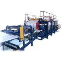 Wholesale Double Layer Roll Forming Machine , EPS Sandwich Panel Production Line from china suppliers