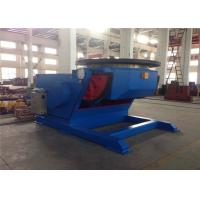 Wholesale Table Top Welding Positioners With AC Converter Turning / Overturning Table from china suppliers