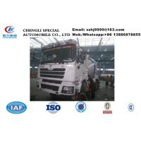 Wholesale Bottom price SHACMAN 6*4 LHD 8cbm natural gas engine mixer truck for sale, wholesale Schaman 8m3 concrete mixer truck from china suppliers
