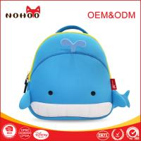 Wholesale Environmental Kids Travel Backpack / Preschool School Bags 28 * 25.5 * 10.5 cm from china suppliers