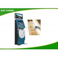 Wholesale 17 Inch All In One Self Payment Kiosk With Cash Acceptor / Card Reader from china suppliers