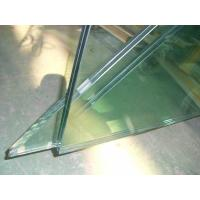 Wholesale 19mm Escalator / Staircase Railing Glass, 1500mm*1000mm Clear Flat Tempered Glass from china suppliers