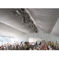 Wholesale Customized Size Wedding Marquee Aluminum Frame Tent With Tables And Chairs from china suppliers