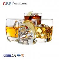 Wholesale Party Ice Cube Machine For Bar , Compact Commercial Ice Maker from china suppliers