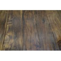 Wholesale hand scraped short leaf acacia hardwood flooring from china suppliers