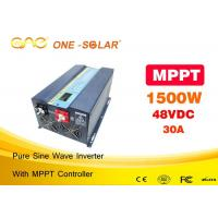 Wholesale Ups Rechargeable 12v Dc 110v 220v Ac  Solar PV Inverter For Solar Panel from china suppliers