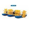 Buy cheap Super Quality Waterwheel Aerator  paddle Wheel Aeration Equipmet  Shrimp Pond Aerator from wholesalers