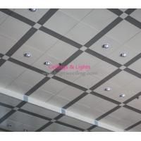 Wholesale Freedom Combination Elegant Aluminum False Clip In Ceiling Panels 800x800mm from china suppliers