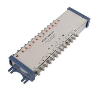 China Premium 13 in satellite amplifier 13 way SAT signal for SMATV on sale