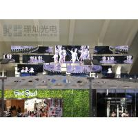 Quality High Brightness Indoor LED Displays Energy Saving Indoor LED Screen for sale