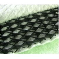 Wholesale White Color Geocomposite Drainage System Net With Two Sides Non - Woven Geotextile from china suppliers