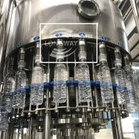 Buy cheap Complete Pure Drinking Water Bottling Filling Project for Small PET bottle 200ml -2000ml Thailand Customized from wholesalers