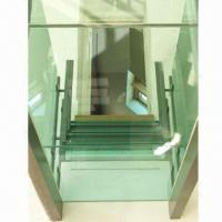 Wholesale Staircase Glass, Full Range of Flat Glass Supply, Offering One-stop Purchase with CE Mark  from china suppliers