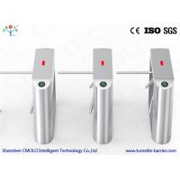 Wholesale Drop Arms Tripod Turnstile Gate Security Door With IC/ID Card , Stainless Steel Materials from china suppliers