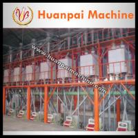 Wholesale lowest price high quality 10tons/d-500tons/dHigh-efficiency complete set wheat/corn flour mill plant from china suppliers