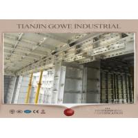Wholesale Aluminum formwork system with scaffoldings , concrete formwork panels from china suppliers