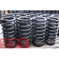 30mm black painted alloy steel big compression spring for mining machine cone crusher 30*230*450*9