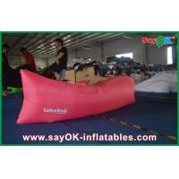 Wholesale Customized Custom Inflatable Products Airbed Beach Bag Pop Up Sofa 260*70cm from china suppliers