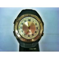 Wholesale Quartz Led Analog Watch For Men / Gents Waterproof Analog Wristwatch from china suppliers