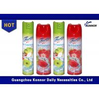 Wholesale Natural Aerosol Auto Air Freshener Spray Refill Tin Can Orange Fragrant from china suppliers