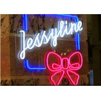 Wholesale Acrylic Material Neon LED Letters , Custom LED Neon Signs Energy Saving from china suppliers