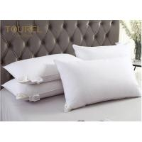 Wholesale Custom Bamboo Hotel Comfort Pillows High Quality Down Pillows from china suppliers
