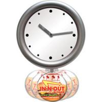 "Wholesale 10"" Pendulum Wall Clock from china suppliers"