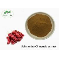 Wholesale Whole Herb Schisandra Chinensis Extract Brown Yellow Powder Anti Inflammatory from china suppliers