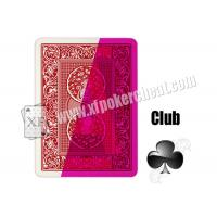 Wholesale Invisible Paper Poker Playing Cards Spy Playing Cards For Entertainment from china suppliers