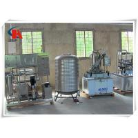 Wholesale Pineapple Juice Production Line 3 - 12 Dripping Bottle Positions With High Pulp Recovery from china suppliers