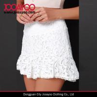 Wholesale New Girls Wide Waistband Pompoms Hemline Traffic in the Sky Ivory Lace Shorts from china suppliers
