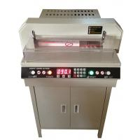 Quality Fast Number Control Electric Paper Cutter Machine 45cm With Simple Design for sale