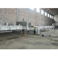 Wholesale Metal Stone Coated Roof Tile Machine Roll Form Equipment 6-10pcs/min from china suppliers