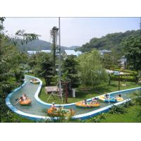 Wholesale Outdoor Lazy River Pools Water Park Drift River For Floating from china suppliers