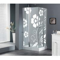 Wholesale Silk Screen Corner Shower Enclosures Glass from china suppliers
