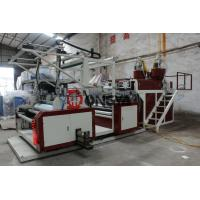 Quality Vinot 2018 Top Quality High Speed Stretch Film Machine With ISO9001 & LLDPE Material Model No.SLW-1000 for sale