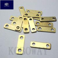 China Lightweight Hardware Sheet Metal Stamping Parts High Corrosion Resistance on sale