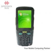 Wholesale Level 1.5m Handheld PDA Mobile Rfid Reader with Wifi GPRS 3G Bluetooth , Drop Resistance from china suppliers