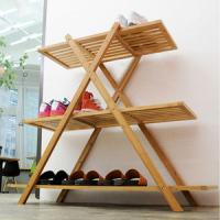 Wholesale China Bamboo Shoes Storage Rack for Living Room, Dining Room, Bedding Room, from china suppliers