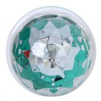 Wholesale E27 3w RGB Disco Lighting Led Ball Bulb Rotating Home Party Disco Light from china suppliers