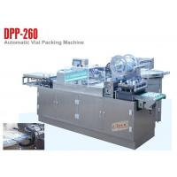 Wholesale DPP-260 GMP Standard Ampoule Packing Machine for Syringe , Injection from china suppliers