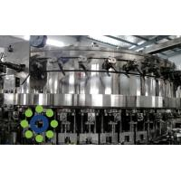 Wholesale Energy drinks kvass beer bottling carbonated rinsing filling capping machine and equipment from china suppliers