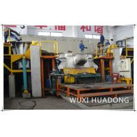 Wholesale Semi Automatic Vertical Continuous Casting Machine 2 Strand For Red Copper Round Billets from china suppliers