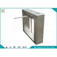 Wholesale Smart Tripod Turnstile Waist Height Turnstiles Remote Control Gate System from china suppliers