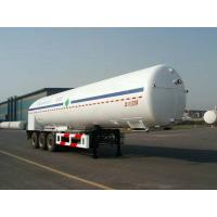 Wholesale 33000L-3 Axles-Cryogenic Liquid Lorry Tanker for Liquid Nitrogen from china suppliers